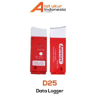 Alat Ukur Data Logger AMTAST D25
