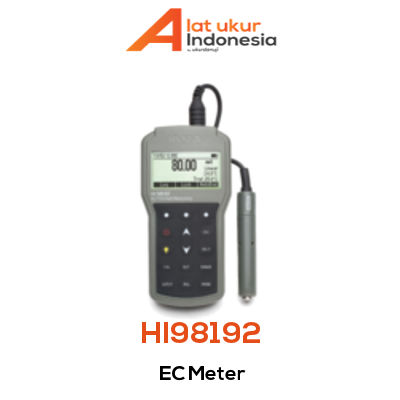 Alat Ukur EC HANNA INSTRUMENT HI98192