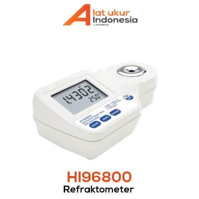 Alat Ukur Indeks Refraktif HANNA INSTRUMENT HI96800