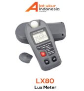 Alat Ukur Intensitas Cahaya AMTAST LX80