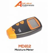 Alat Ukur Kadar Air Kayu 2 Pin AMTAST MD812