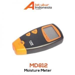 Alat Ukur Kadar Air Kayu 2 Pin AMTAST MD812