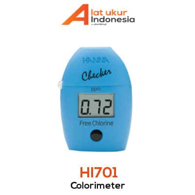 Alat Ukur Kadar Klorin HANNA INSTRUMENT HI701