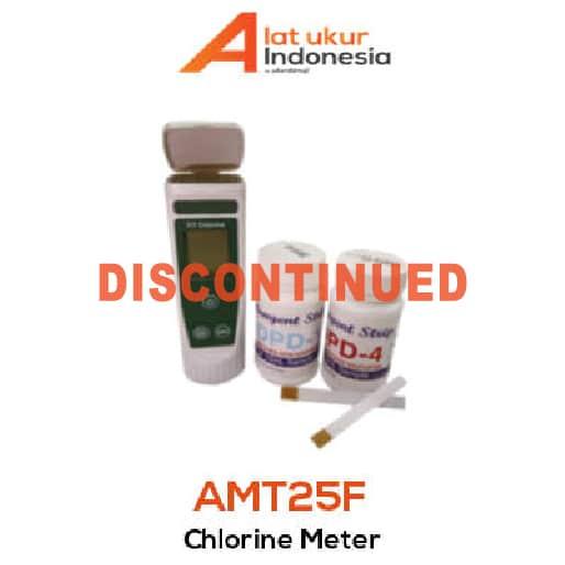 Alat Ukur Kadar Klorine AMTAST AMT25F