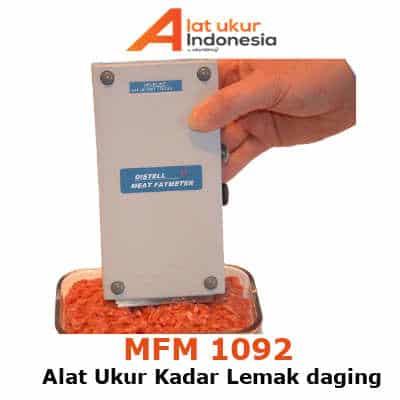 Alat Ukur Kadar Lemak Daging MFM 1092