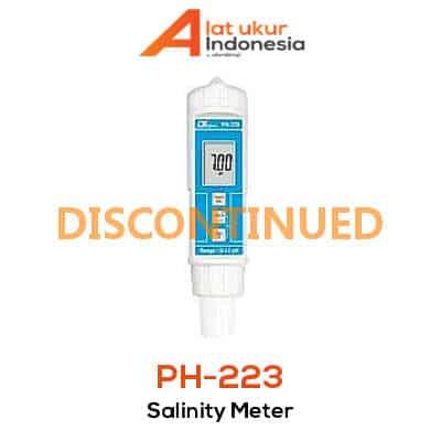 Alat Ukur Kadar pH Lutron PH-223