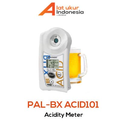 Alat Ukur Keasaman Buah Bir ATAGO PAL-BX ACID101