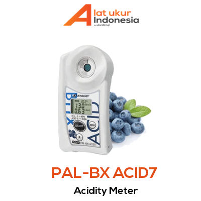 Alat Ukur Keasaman Buah Blueberry ATAGO PAL-BX ACID7