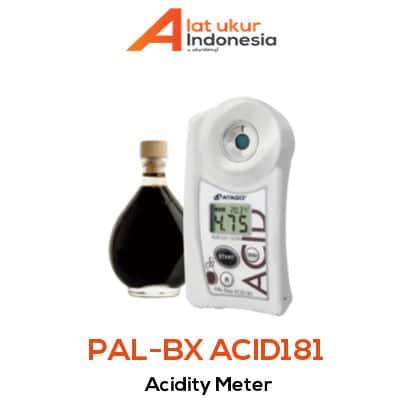 Alat Ukur Keasaman Cuka ATAGO PAL-BX ACID181
