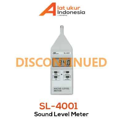 Alat Ukur Kebisingan Lutron SL-4001