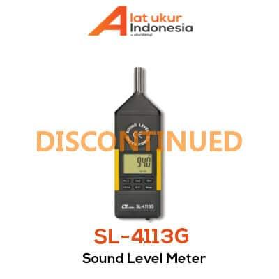 Alat Ukur Kebisingan Lutron SL-4113G