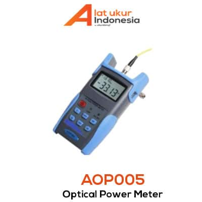 Alat Ukur Kekuatan Sinyal Optik AMTAST AOP005