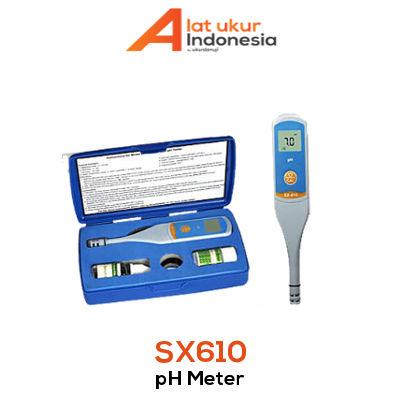 Alat Ukur pH AMTAST SX610