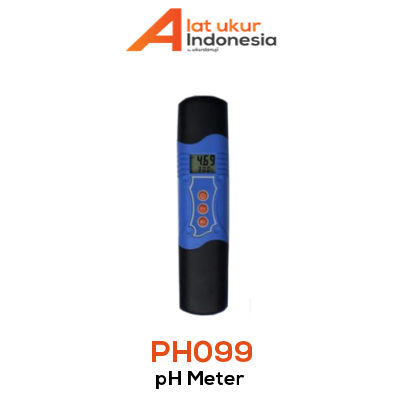 Alat Ukur pH dan ORP Meter AMTAST PH099