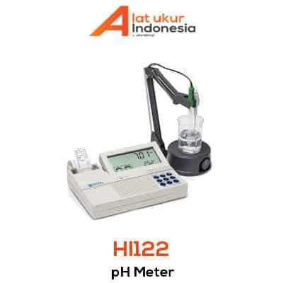 Alat Ukur pH HANNA INSTRUMENT HI122