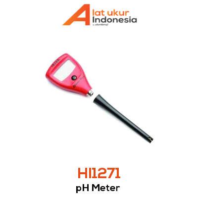 Alat Ukur pH HANNA INSTRUMENT HI1271