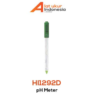 Alat Ukur pH HANNA INSTRUMENT HI1292D