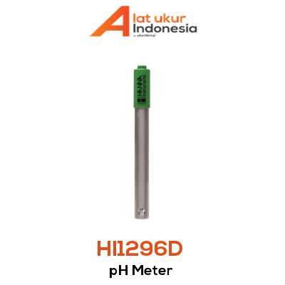 Alat Ukur pH HANNA INSTRUMENT HI1296D