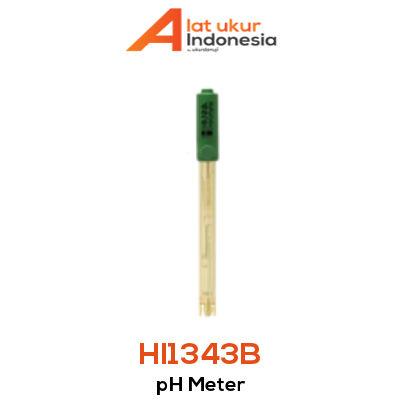 Alat Ukur pH HANNA INSTRUMENT HI1343B
