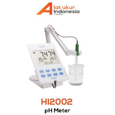 Alat Ukur pH HANNA INSTRUMENT HI2002