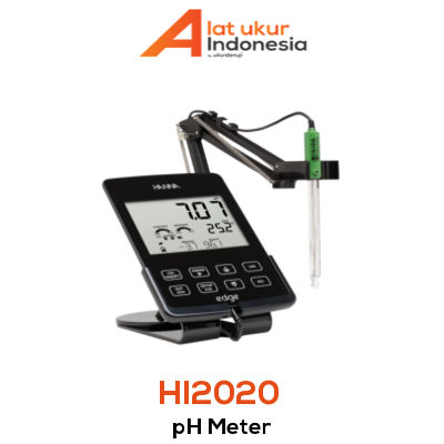 Alat Ukur pH HANNA INSTRUMENT HI2020