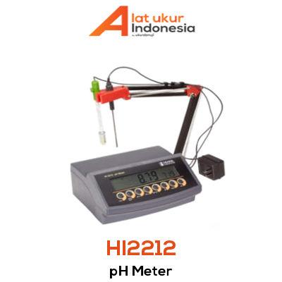 Alat Ukur pH HANNA INSTRUMENT HI2212