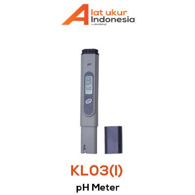 Alat Ukur pH Meter AMTAST KL03(I)