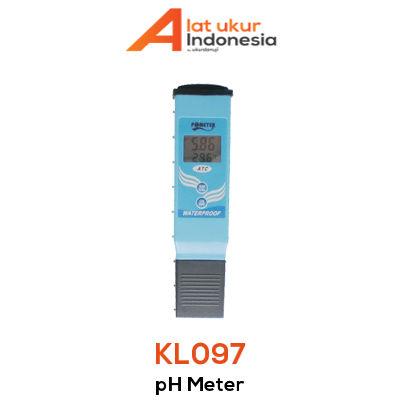 Alat Ukur pH Meter AMTAST KL097