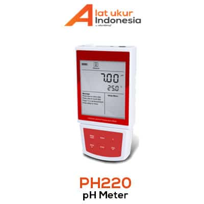 Alat Ukur pH Meter AMTAST PH220