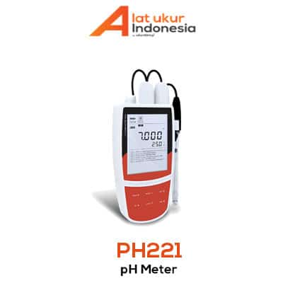 Alat Ukur pH Meter AMTAST PH221