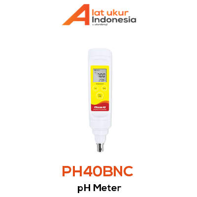 Alat Ukur pH Meter AMTAST PH40BNC