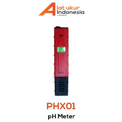 Alat Ukur pH Meter AMTAST PHX01