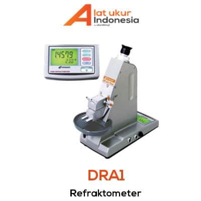 Alat Ukur Refraktometer ATAGO DRA1