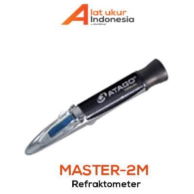 Alat Ukur Refraktometer ATAGO MASTER-2M