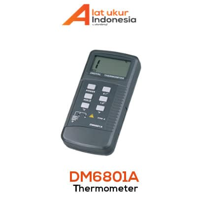 Alat Ukur Suhu AMTAST DM6801A