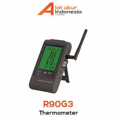 Alat Ukur Suhu dan Kelembaban Digital AMTAST R90G3