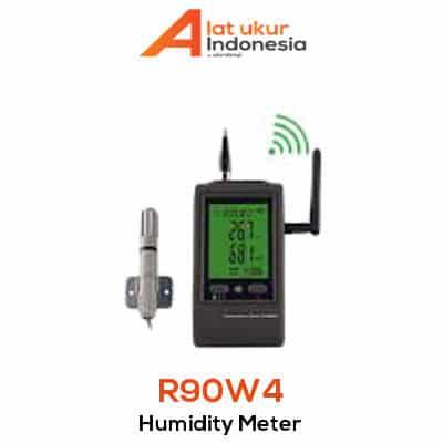 Alat Ukur Suhu dan Kelembaban Digital AMTAST R90W4