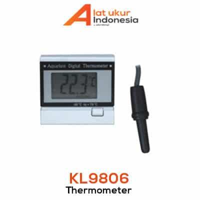 Alat Ukur Suhu Mini Digital AMTAST KL9806
