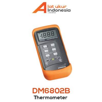 Alat Ukur Termometer Digital AMTAST DM6802B