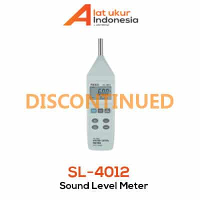 Alat Ukur Tingkat kebisingan Lutron SL-4012