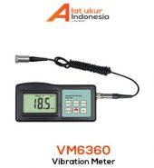 Alat Ukur Vibrasi AMTAST VM6360
