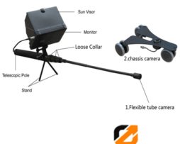 Camera DVR System AMTAST AM006