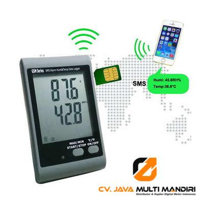 Alat Pengukur Suhu dan Kelembaban Udara AMTAST AMT-138