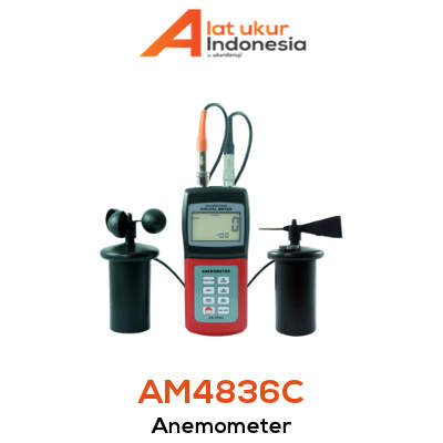 Anemometer Digital AMTAST AM4836C