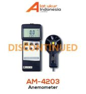 Anemometer Lutron AM-4203