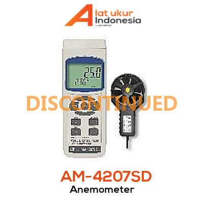 Anemometer Lutron AM-4207SD