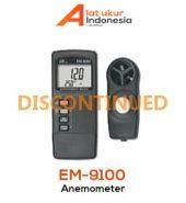 Anemometer Lutron EM-9100