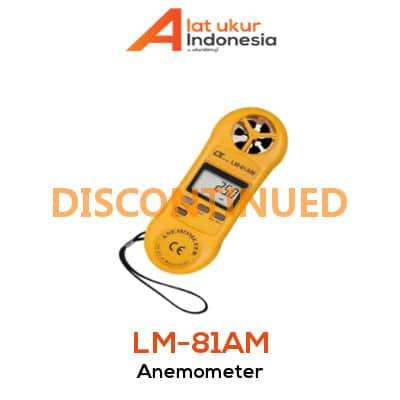 Anemometer Lutron LM-81AM
