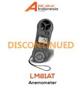 Anemometer Lutron LM81AT