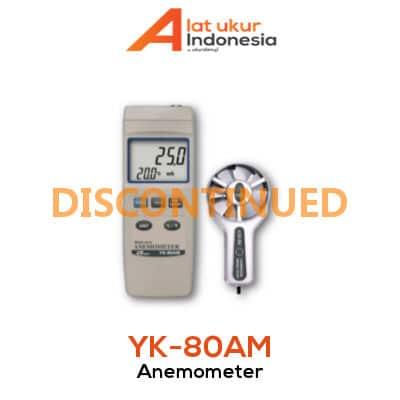 Anemometer Lutron YK-80AM